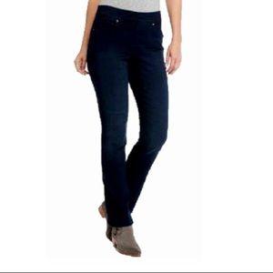 Gloria Vanderbilt Women Avery Pull On Stretch Jean